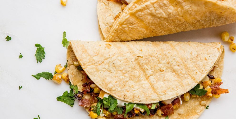 MENU SETTIMANALE VEG - SILVIA GOGGI - Burritos
